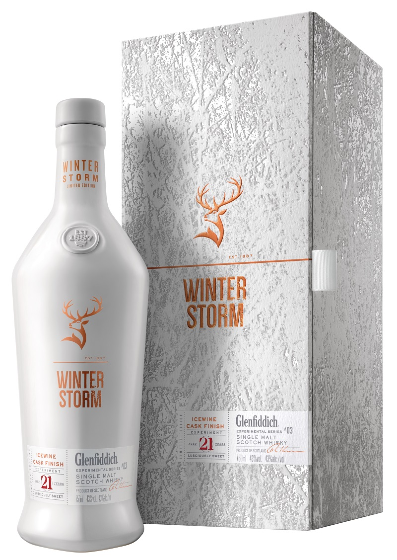 Glenfiddich Winter Storm 21 Years Old