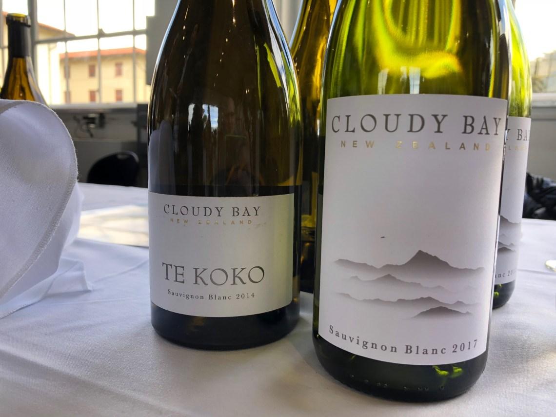 2017 Cloudy Bay Sauvignon Blanc Marlborough