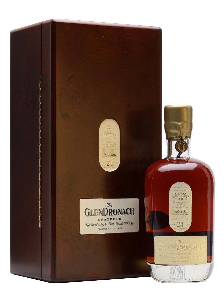 GlenDronach Grandeur Batch 9 24 Years Old