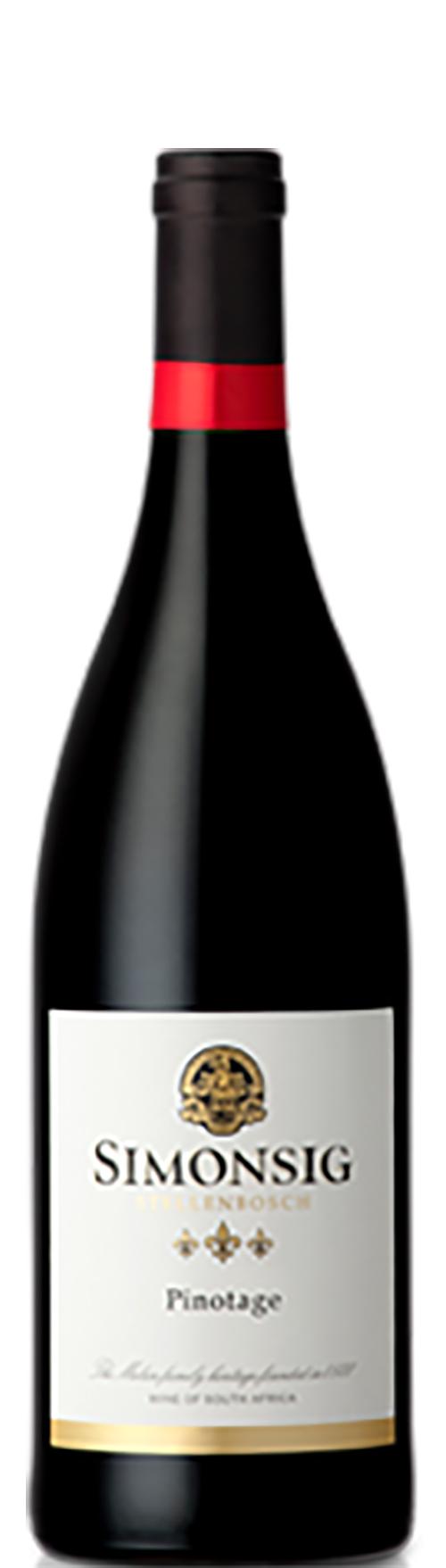 2015 Simonsig Pinotage