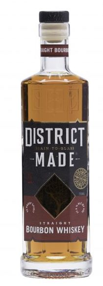 One Eight Distilling District Made Straight Bourbon