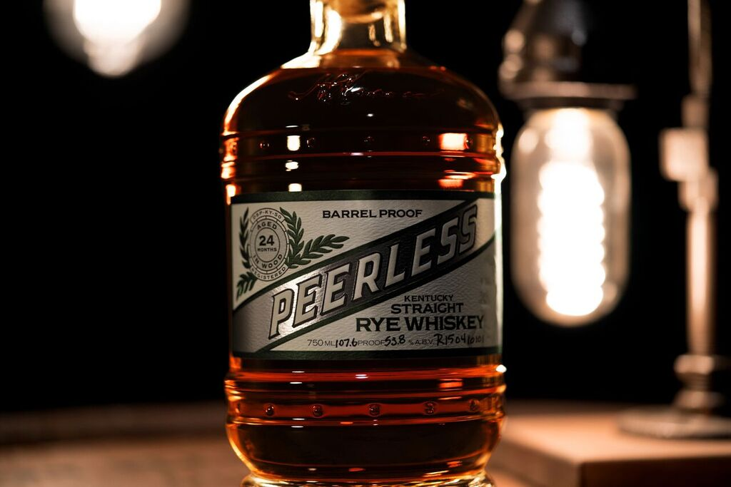Kentucky Peerless Straight Rye 2 Years Old