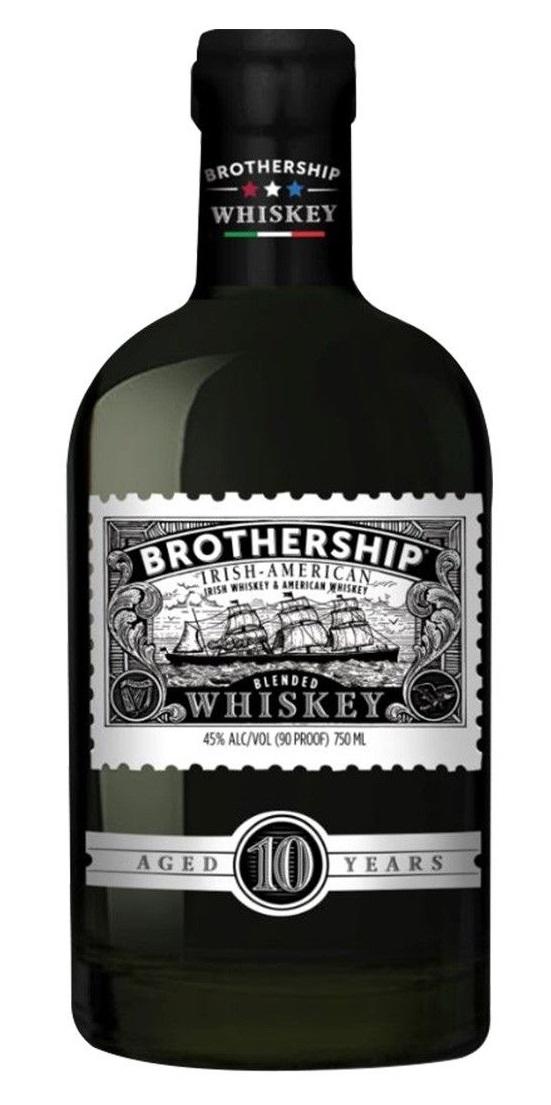 Brothership Irish-American Whiskey 10 Years Old