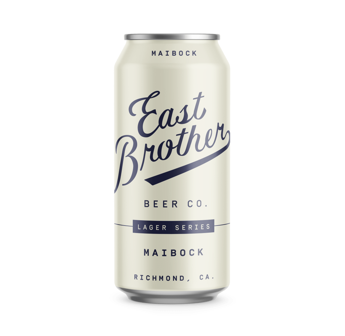 East Brother Beer Co. Maibock