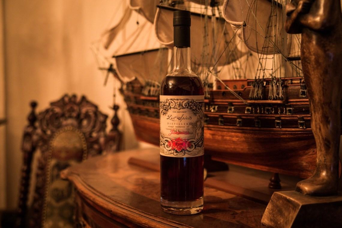 Lost Spirits Distillery Jamaica Rum