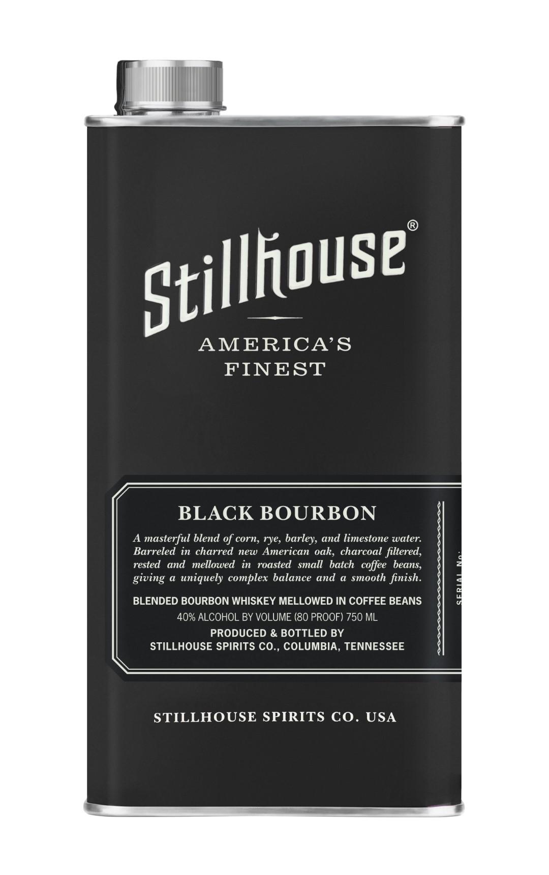Stillhouse Black Bourbon