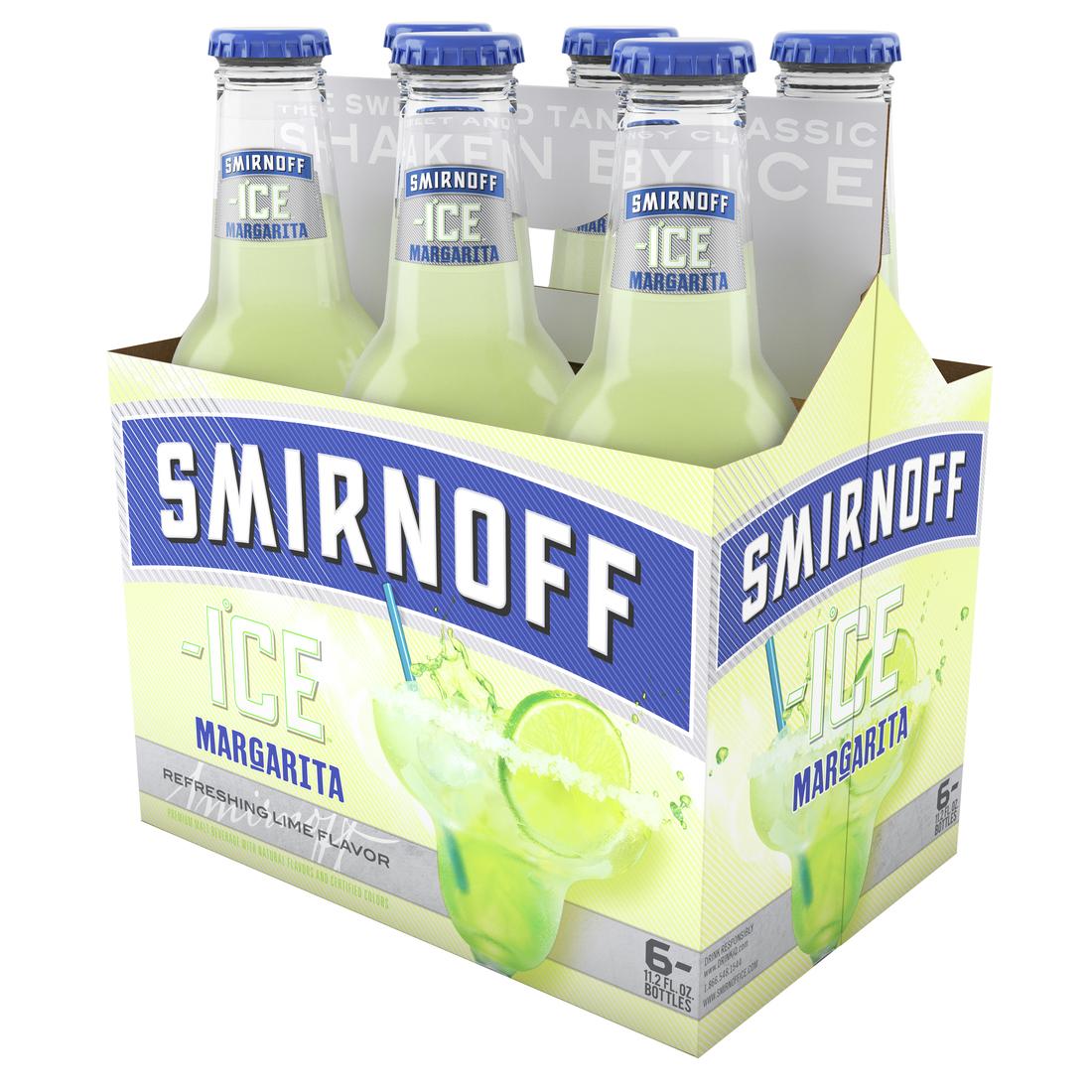 Smirnoff Ice Margarita