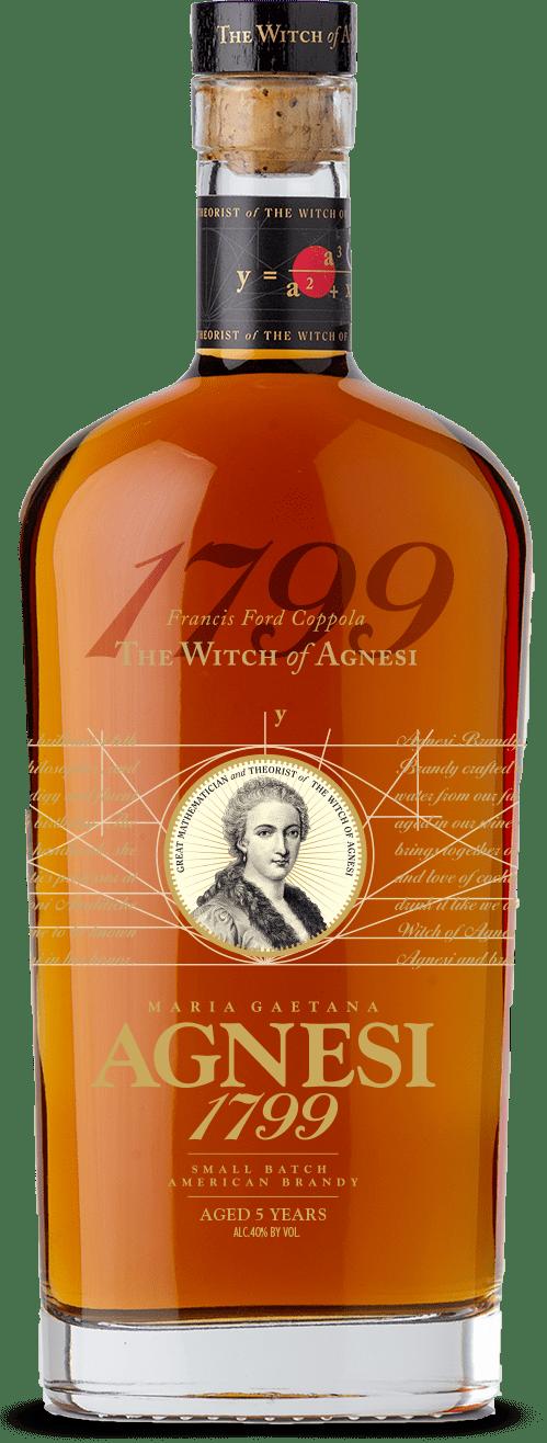 Maria Gaetana Agnesi 1799 American Brandy 5 Years Old