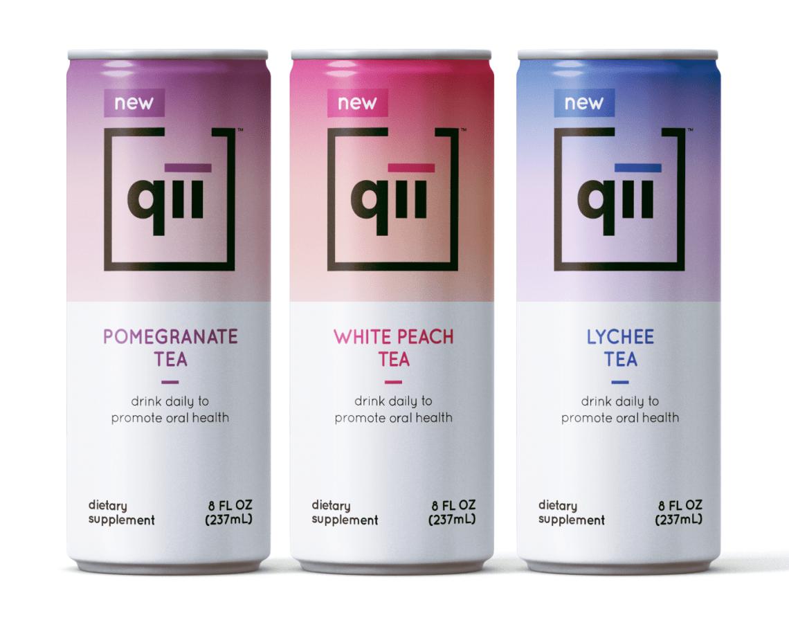 Qii White Peach Tea