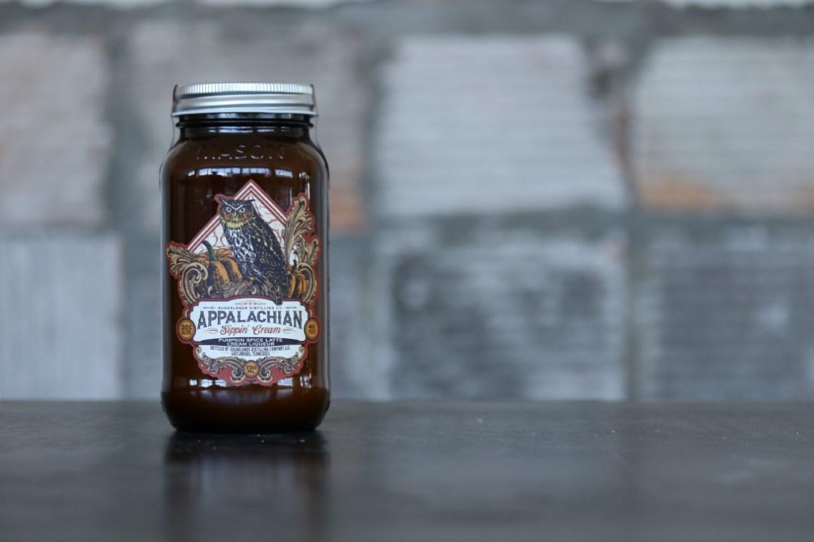 Sugarlands Appalachian Sippin' Cream Pumpkin Spice Latte Cream Liqueur