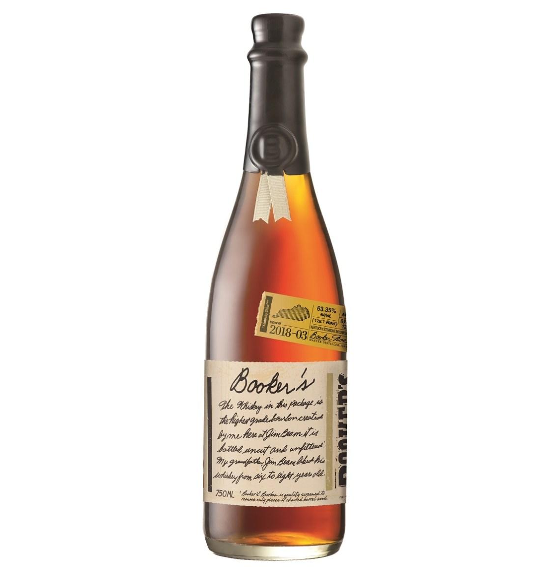 """Booker's Bourbon """"Kentucky Chew"""" 2018-03"""