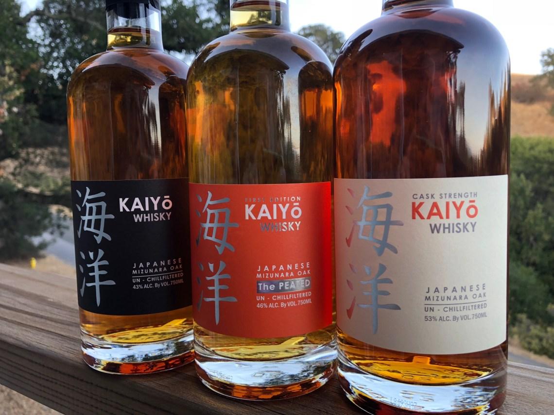 Kaiyo Whisky Cask Strength