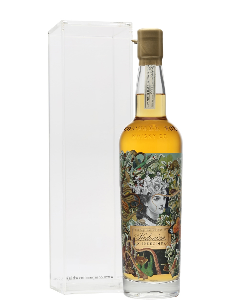 Flipboard Review Compass Box Hedonism Quindecimus