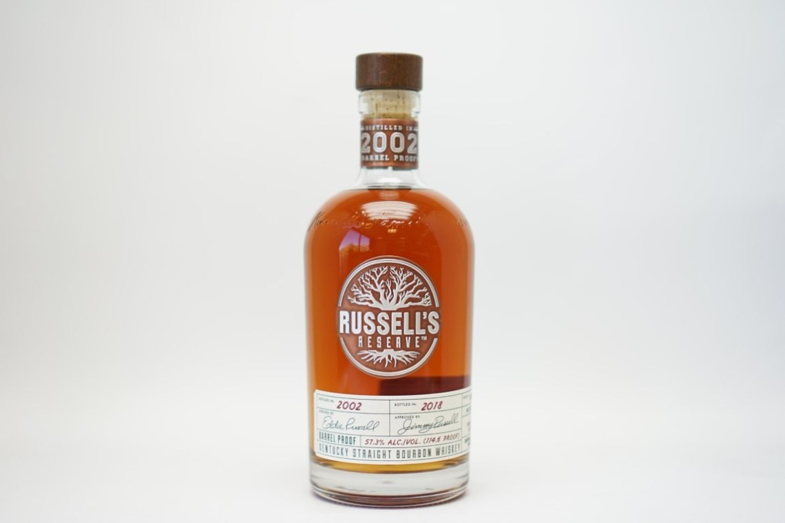 Russell's Reserve 2002 Kentucky Straight Bourbon