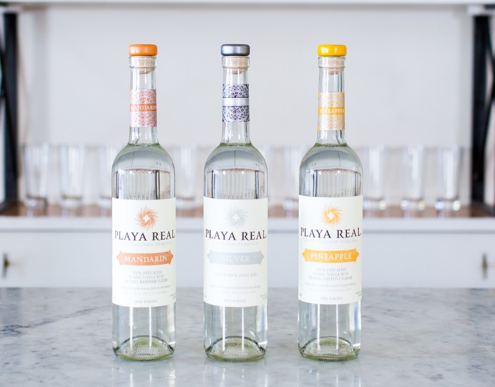 Playa Real Tequila Silver