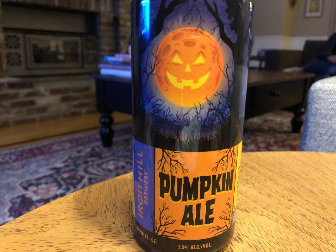 Iron Hill Brewery Pumpkin Ale