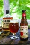 New Belgium Oakspire Bourbon Barrel Ale