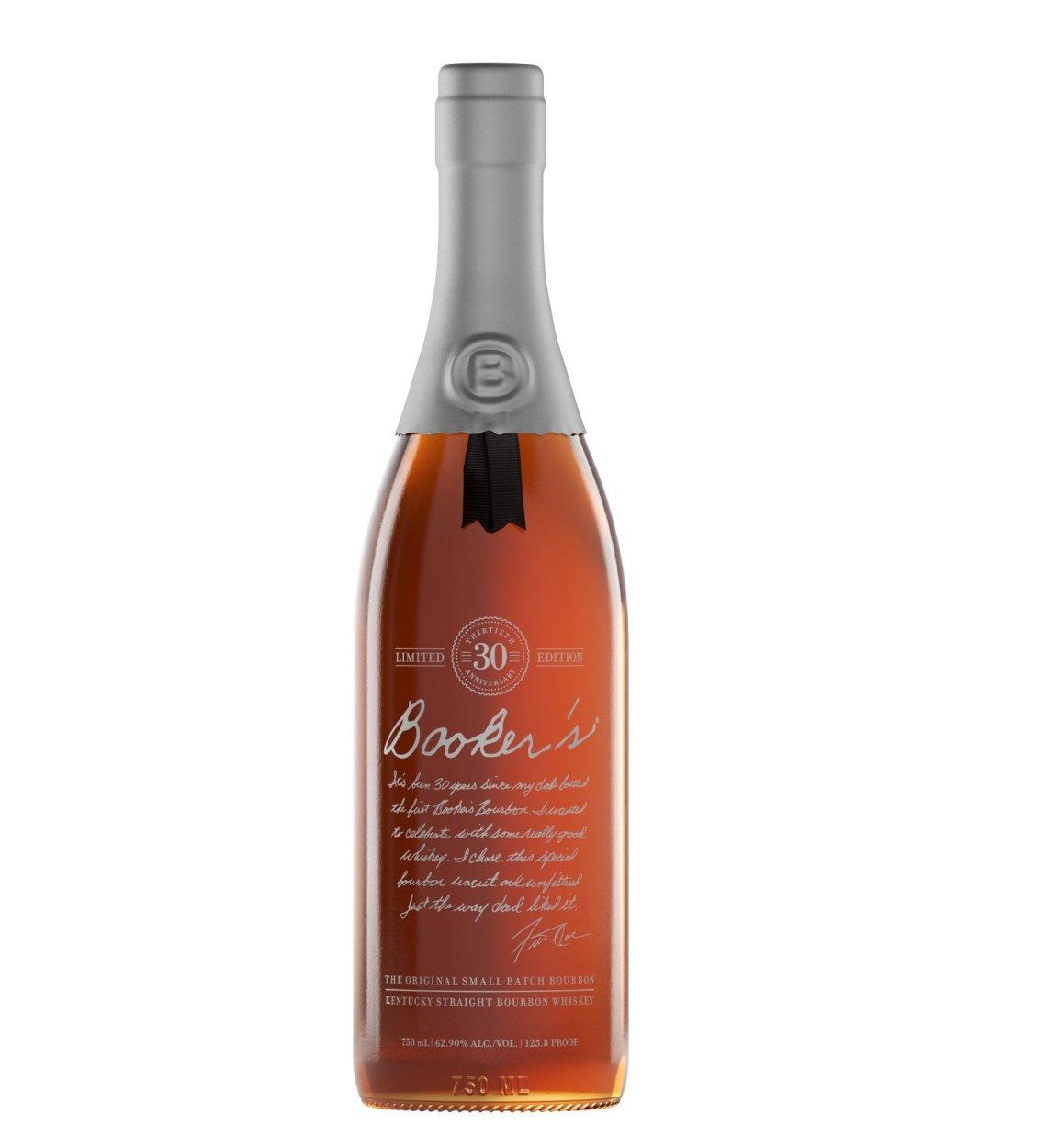 Booker's 30th Anniversary Edition Bourbon
