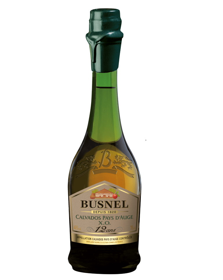 Busnel Calvados Pays d'Auge XO 12 Years Old