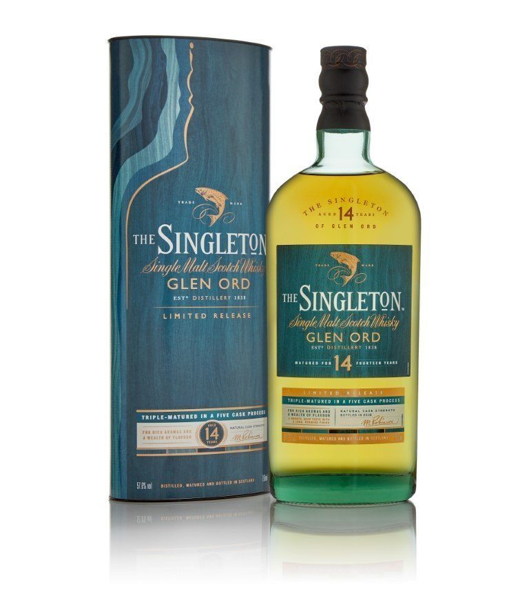 The Singleton of Glen Ord 14 Years Old Limited Edition 2018