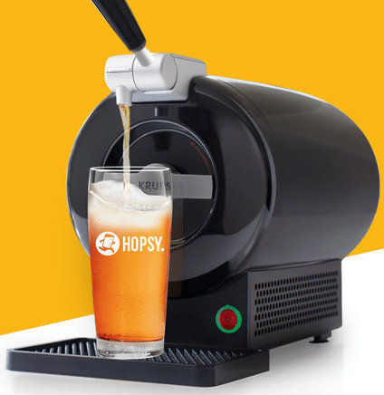 Hopsy Home Draft Beer System