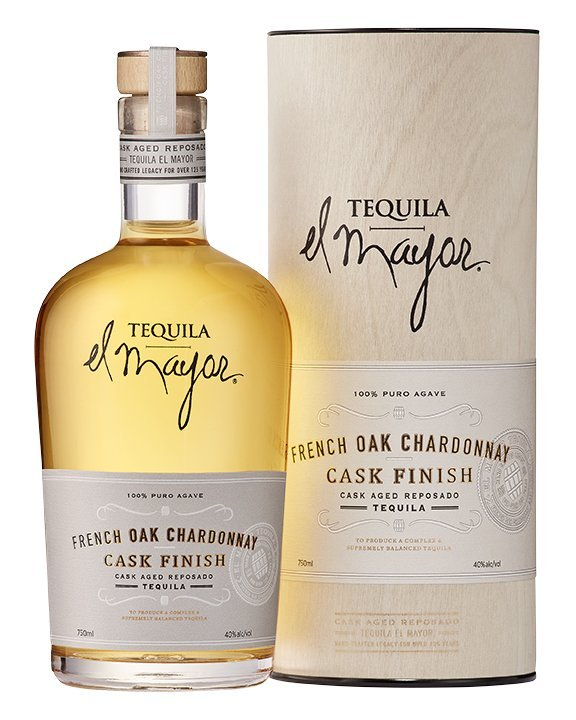 El Mayor Tequila French Oak Chardonnay Cask Finish