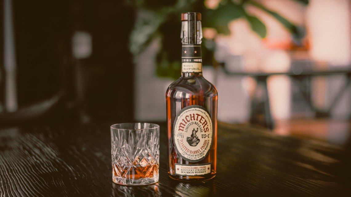 Michter's US-1 Toasted Barrel Finish Bourbon 2018