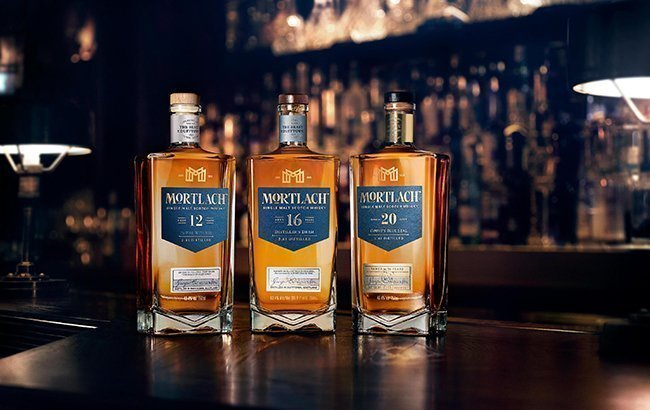 Mortlach 20 Years Old Cowie's Blue Seal
