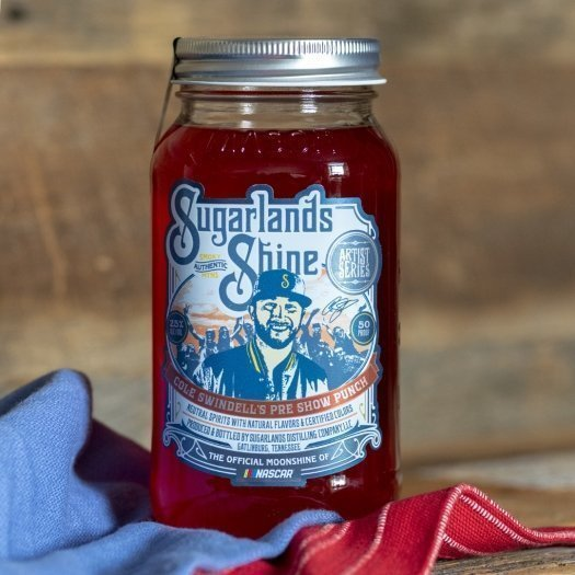 Sugarlands Shine Cole Swindell's Pre-Show Punch