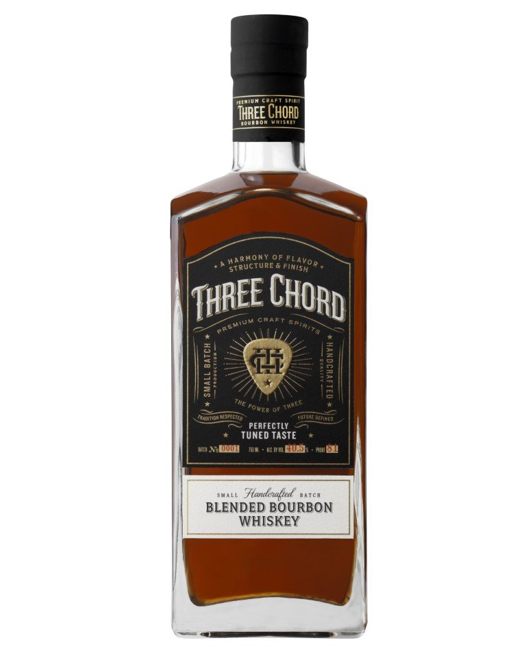 Three Chord Blended Bourbon