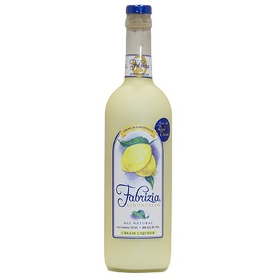 Fabrizia Limoncello Cream Liqueur