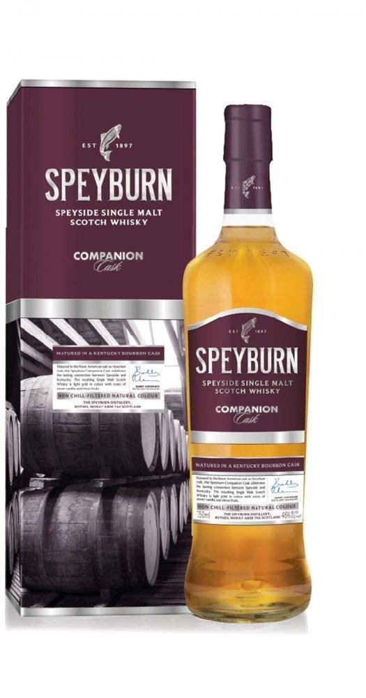 Speyburn Companion Cask