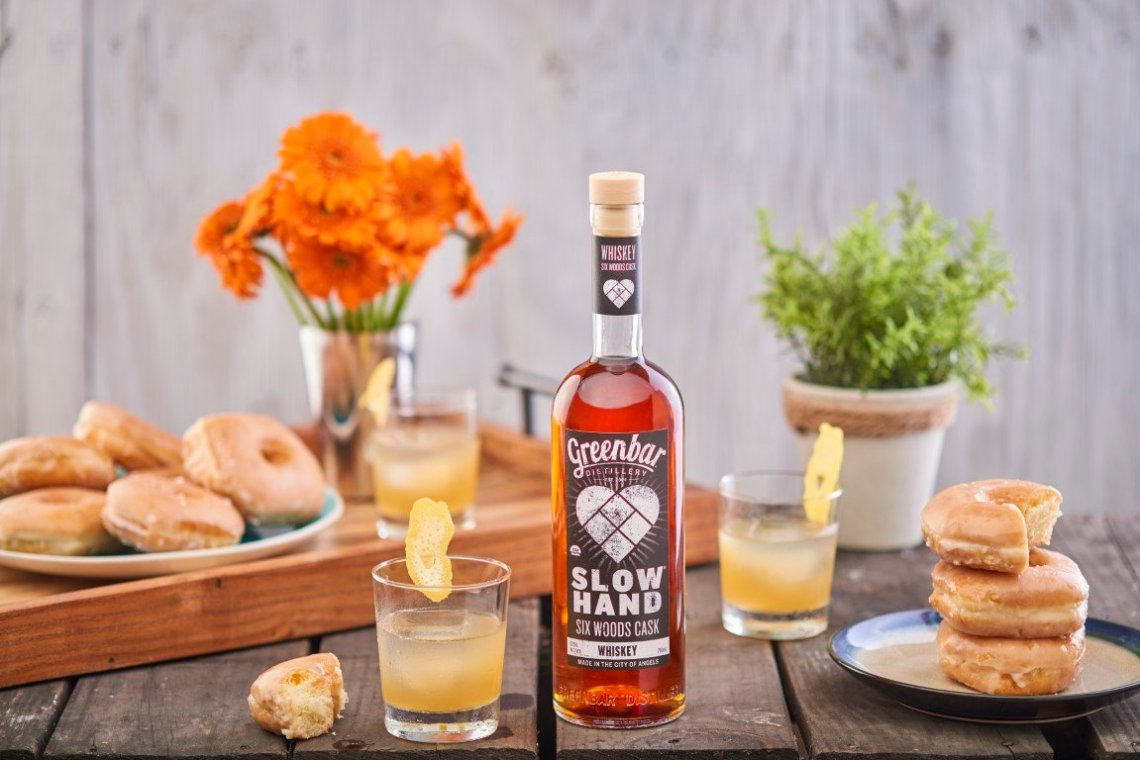 Greenbar Distillery Slow Hand Six Woods Cask Whiskey