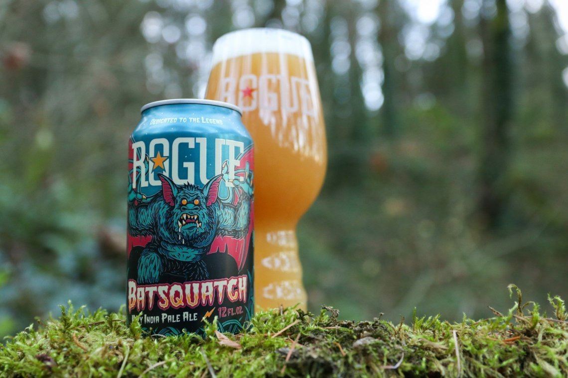 Rogue Batsquatch Hazy India Pale Ale