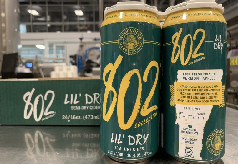 Woodchuck 802 Collection Lil' Dry Hard Cider