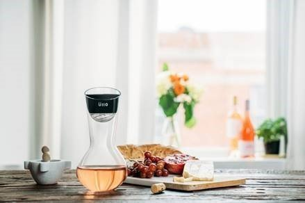 Ullo Florence Decanter and Wine Purifier