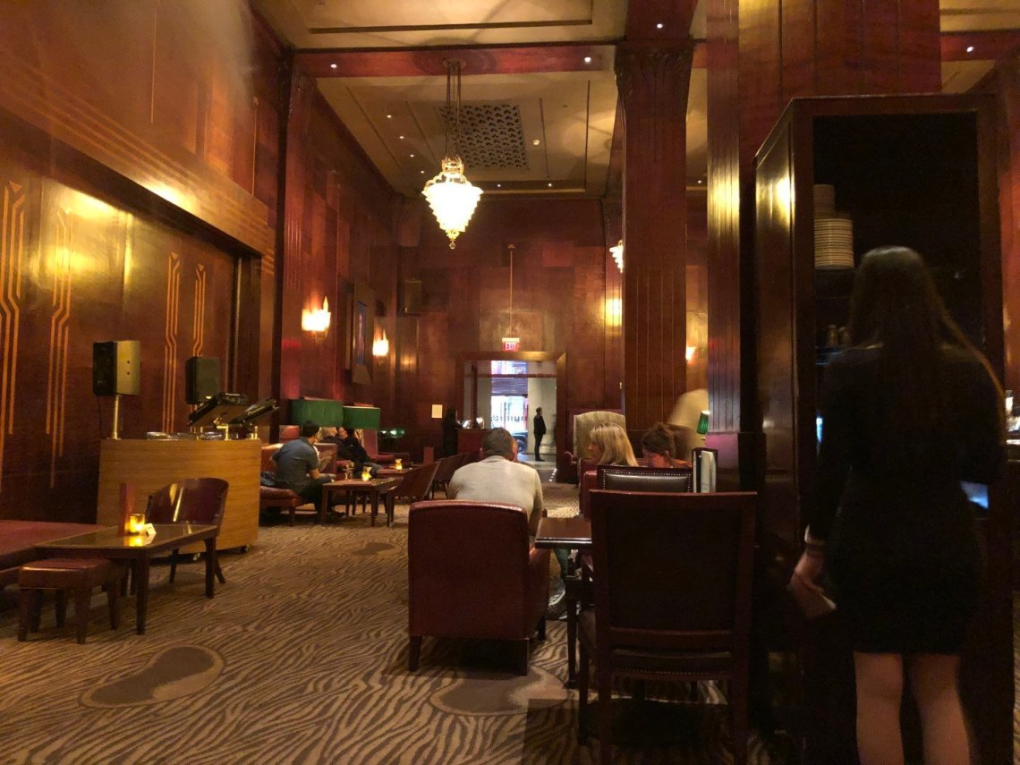 Redwood Room, San Francisco