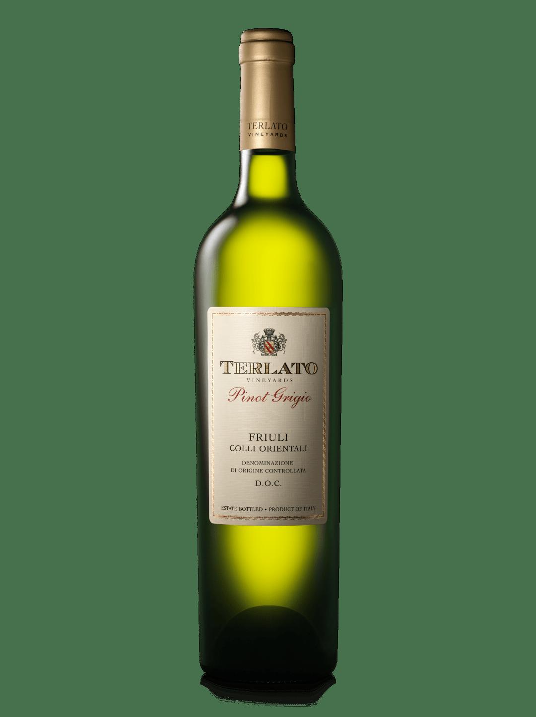 2017 Terlato Friuli Pinot Grigio DOC