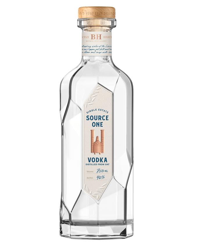 Bently Heritage Source One Vodka