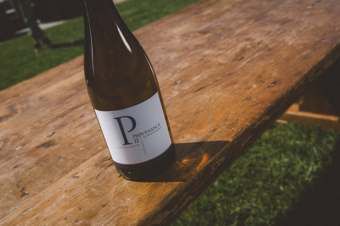 2016 Provenance Chardonnay Carneros