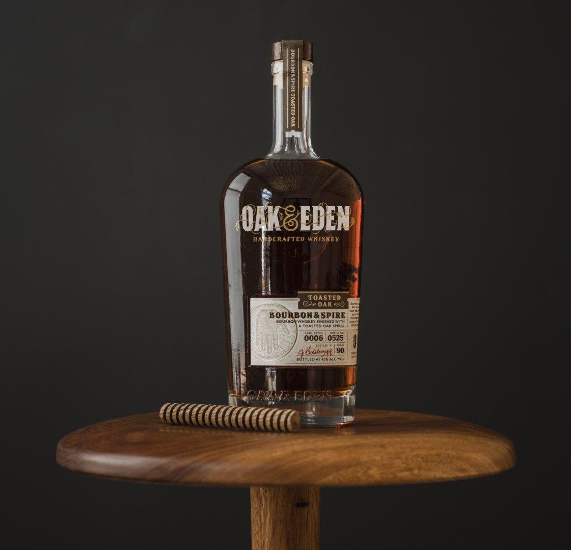 Oak & Eden Finished Whiskey - Rye & Rumba