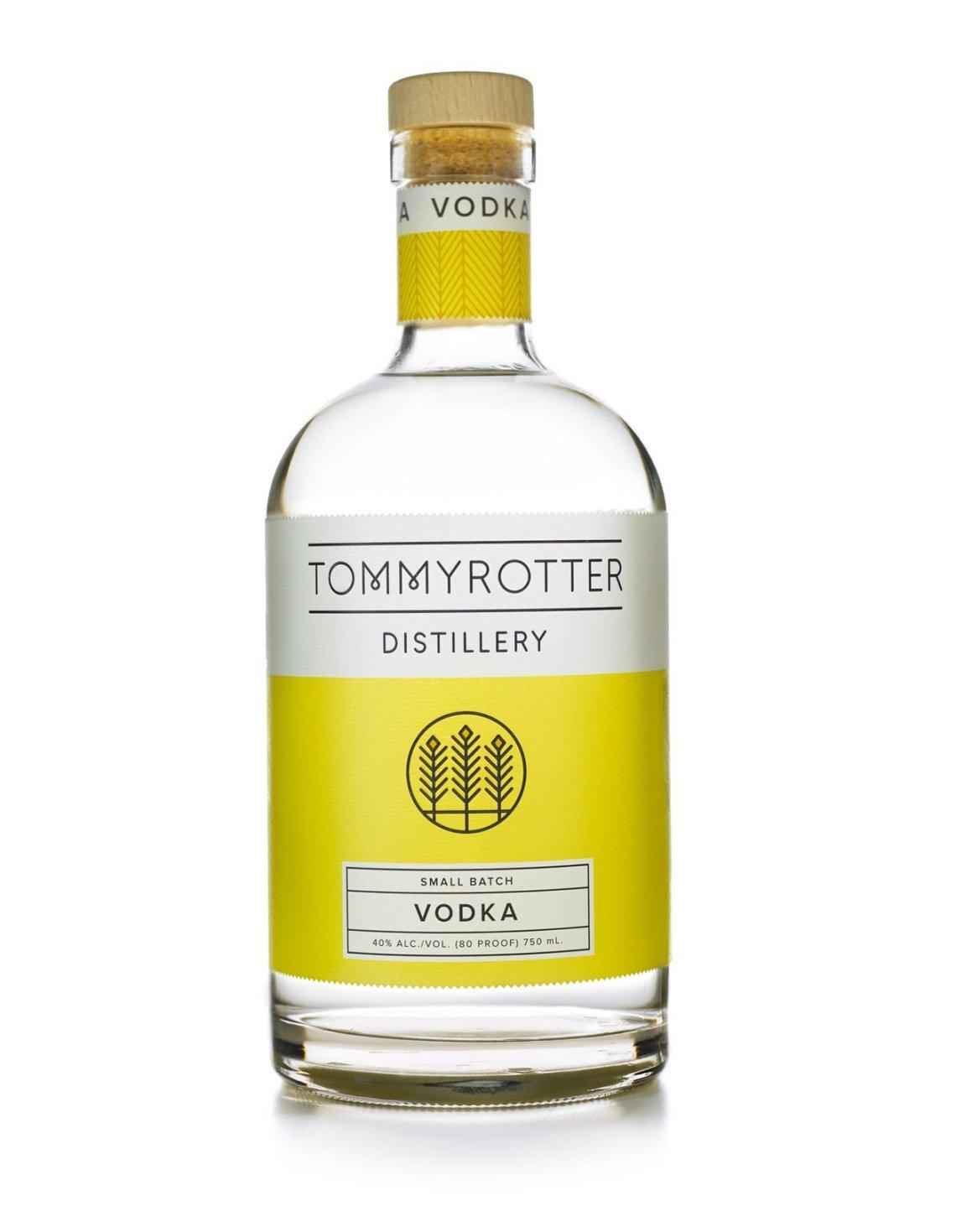 Tommyrotter Vodka