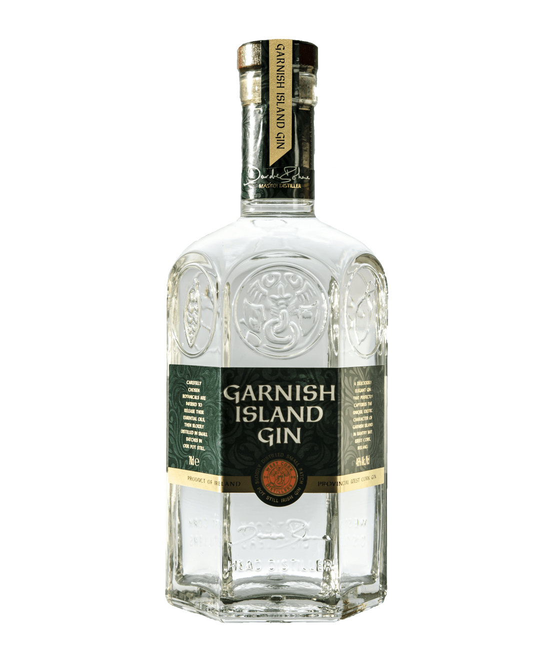 Review: Garnish Island Gin