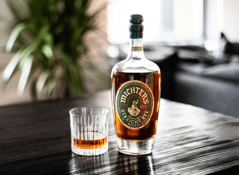 Michter's Single Barrel Straight Rye 10 Years Old 2019