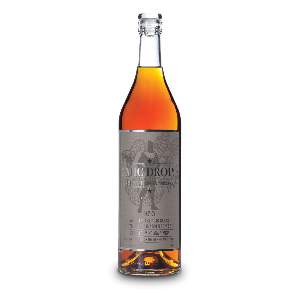 Mic.Drop Bourbon L19-01 4 Years Old