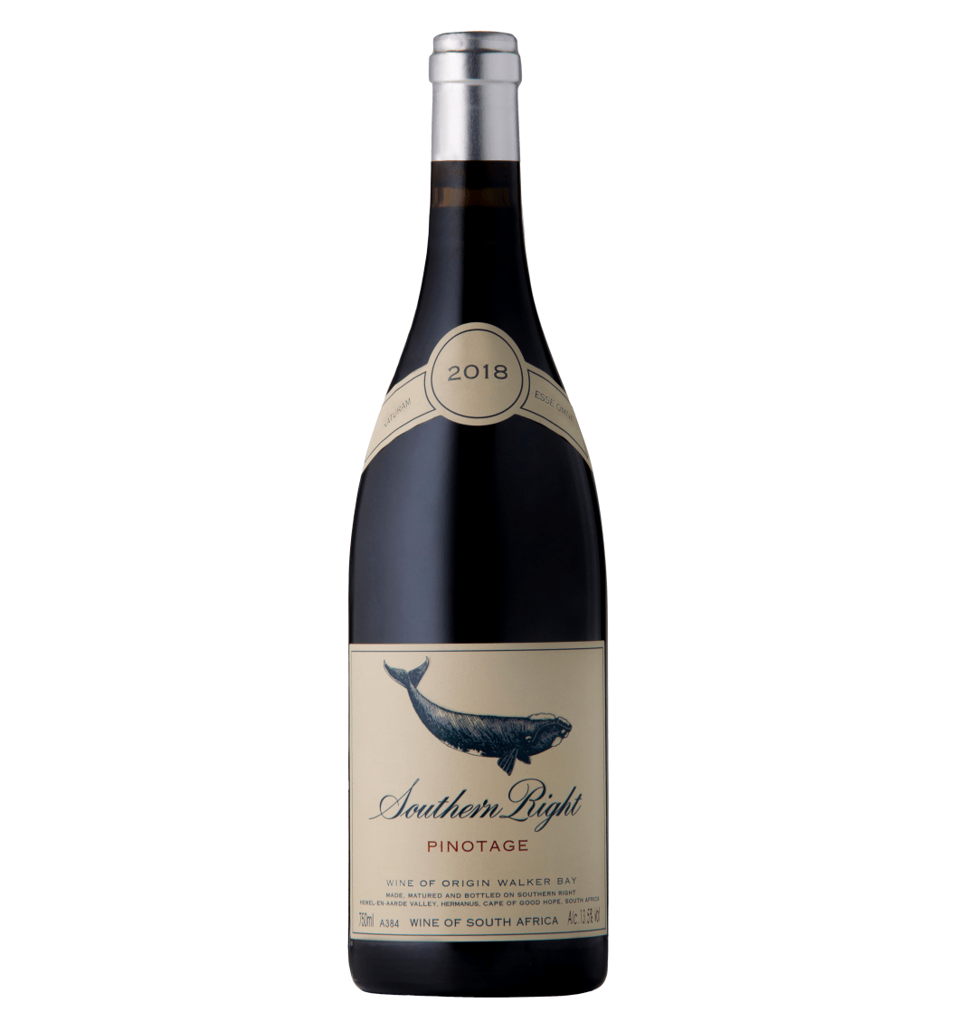 2018 Southern Right Pinotage Walker Bay