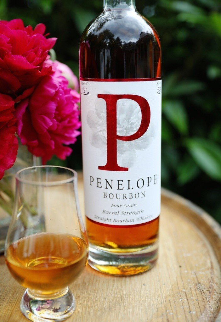 Penelope Bourbon Barrel Strength