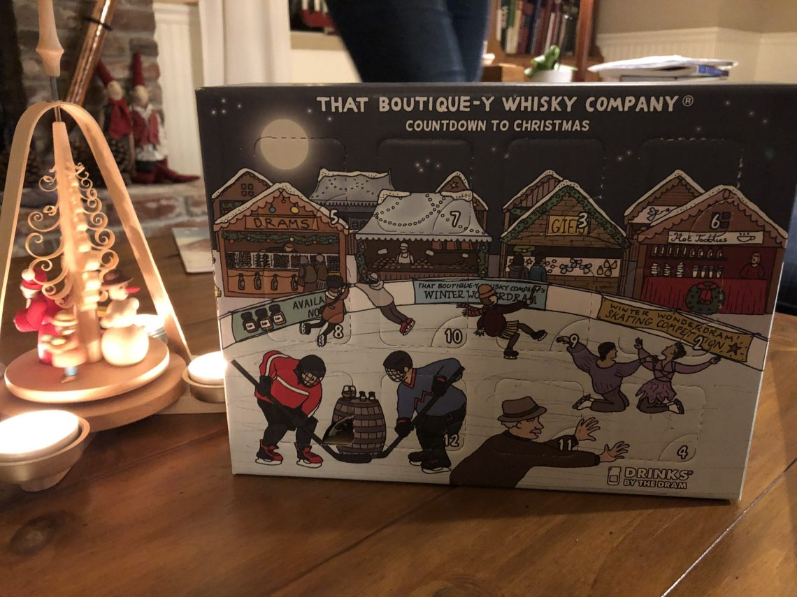 That Boutique-y Whisky Company Countdown to Christmas Calendar 2019