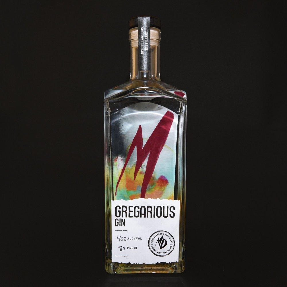 Gregarious Gin