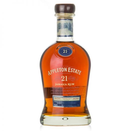 Appleton Estate Rum 21 Years Old